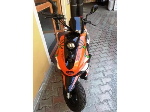 Vendo italjet speedy frog 50cc