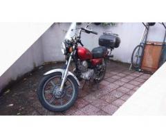 Yamaha SR 400 - 1989