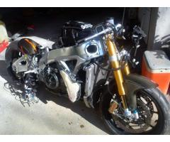 Compro BMW incidentata sinistrata rotta fusa caduta incidentato