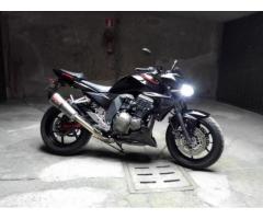 Kawasaki z750 2005 accessoriata