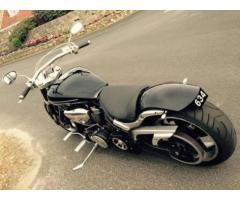 Yamaha XV Warrior 2002 Nera Custom