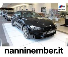 BMW M4 Coupé Competition Package