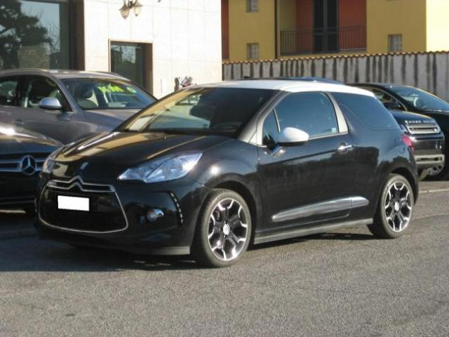 Citroen DS3 1.4 HDi 70  SO CHIC