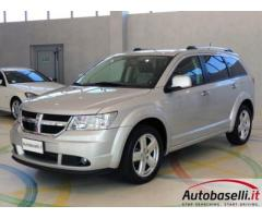 DODGE JOURNEY 2.0 CRD R T Interno in Pelle Cruise Control 2XClima Sedili Risc Radio Cd Touchscreen C