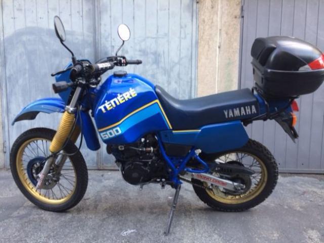 Parma Moto E Scooter Xtutti Com Vendo Yamaha Xt Tenere 600 86 Molti Lavori Fatti Parma Casa Auto Moto Personale Oferta Lavoro