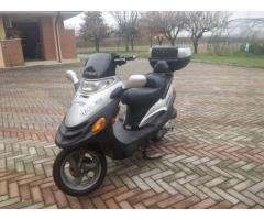 scooter kymco 150 lx