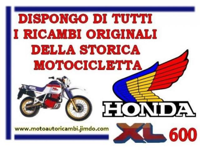HONDA Xl tipo veicolo Enduro cc 600
