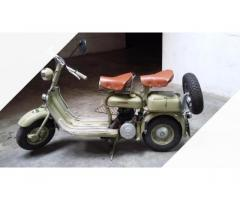 Lambretta 125D - 1954
