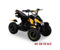 "Mini quad cobra 50cc start elettrico ruote da 6"" moto 350 €"