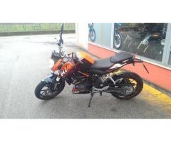 KTM 125 Duke 2011