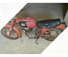 Moto Morini tresette - Anni 60
