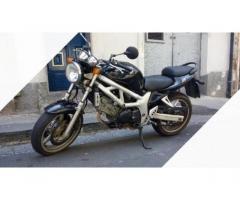 Moto suzuky sv 650 appena tagliandata e revisiona