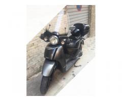 Scarabeo 250cc