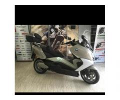 BMW C 650 GT FULL OPTIONAL NAVIGATORE