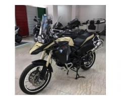 BMW F 800 GS Adventure full 2013