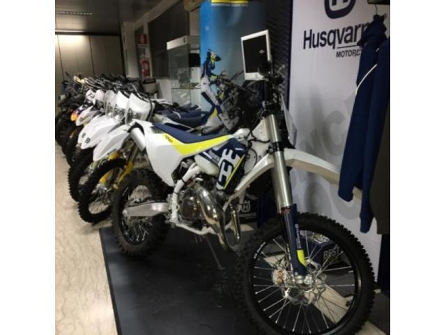 HUSQVARNA TE 250 TE 250 2T 2017