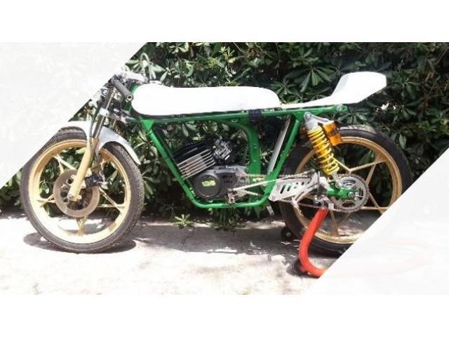 Romeo Monster 80cc Con Documenti Origina - Anni 70