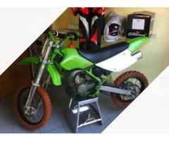 Kawasaki KX 85 - 2001