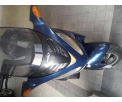 scooter malagutti madison 250 s motore yamaha