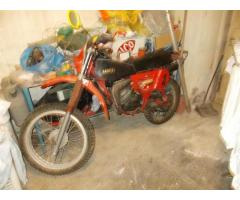 FANTIC MOTOR Caballero Cross cc 50