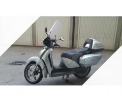 Scooter Scarabeo 200