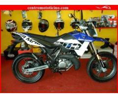 KSR Moto TR 50 SM blu - 1