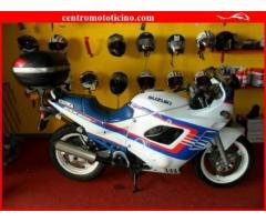 SUZUKI GSX 600 F Bianco - 63309