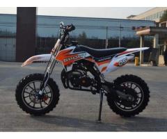 2015 Cross Medio Carburat Ita mini Quad 50 cc