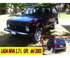LADA NIVA 1.7 i. GPL anno 2003
