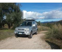Suzuki Jimny 1.3i 16v JLX special 4WD GPL