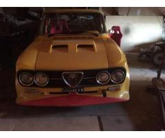 Alfa Romeo Giulia preparata