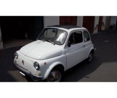 Fiat 500L epoca -completamente ristrutturata