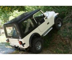 Jeep - CJ7 - anno ,1985