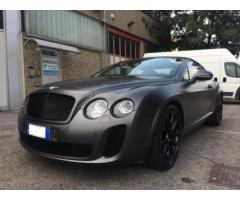 Bentley Continental Continental Supersports
