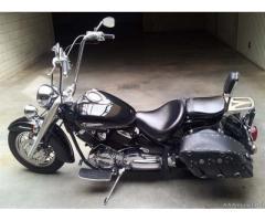 Yamaha Dragstar XVS 1100 A Classic 00 - 25000Km Perfetta