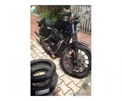 Harley-davidsono 883 iron