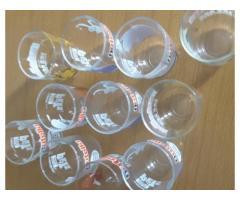 Bicchieri serie nutella