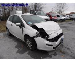 FIAT Punto 1.3 MJT 75CV VAN4 POSTI-Autovettura da preparare!