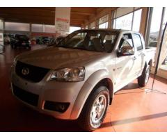Great Wall Steed 5 Super Luxury 4x4 GPL nuovo km0