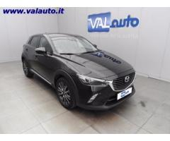 MAZDA CX-3 1.5 D SKYACTIVE-D 2WD EXCEED CV105-Occasione!