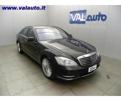 MERCEDES-BENZ S 350 CDI 4MATIC BLUEFF. AVANTGARDE CV235-No garanzia!