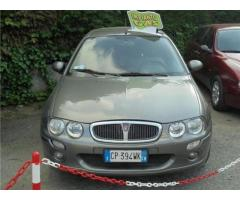 MG ZR 105 cat 3 porte Sport IMPIANTO GPL