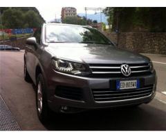 Volkswagen Touareg 3.0 TDI tiptronic BlueMotion Tec