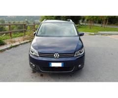 VOLKSWAGEN Touran Business 2.0 TDI 140 CV DSG Highline