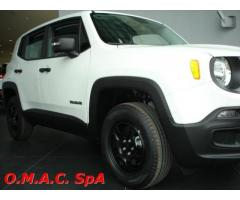 JEEP Renegade 1.6 E-torq  110 cv Sport  gas METANO