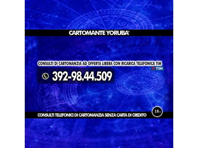 Yoruba' Cartomante
