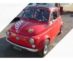 FIAT Cinquecento Abarth - Anni 60