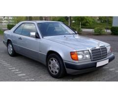 vendo mercedes 320ce coupè del 1993.