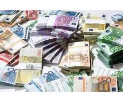 offerta di prestito di denaro in buone condizion