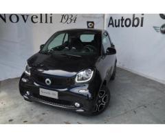 smart fortwo Smart 2015 Benzina 1.0 Prime 71cv